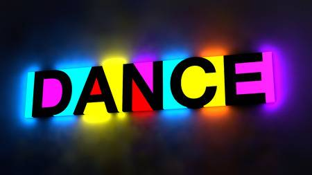Dancing clipart word. Dance x free clip