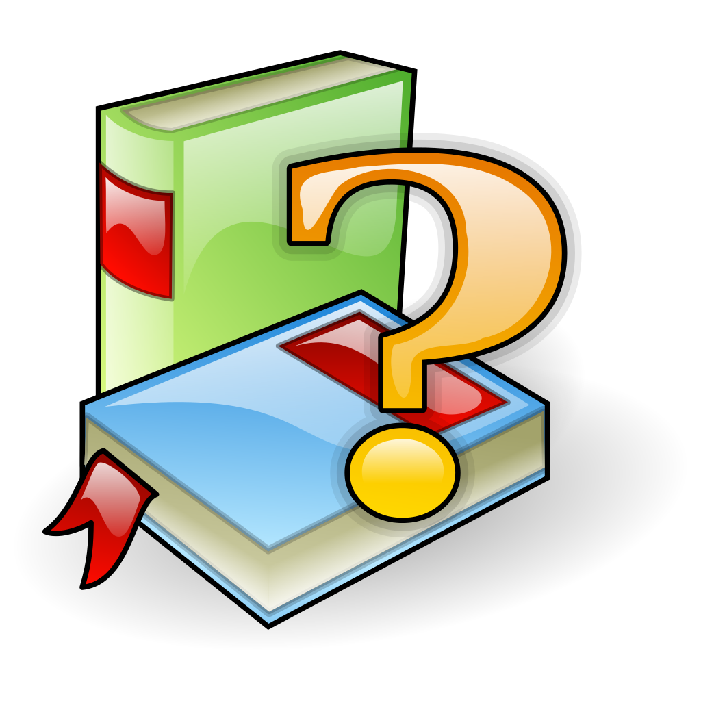 File help books svg. Clipart definition configuration