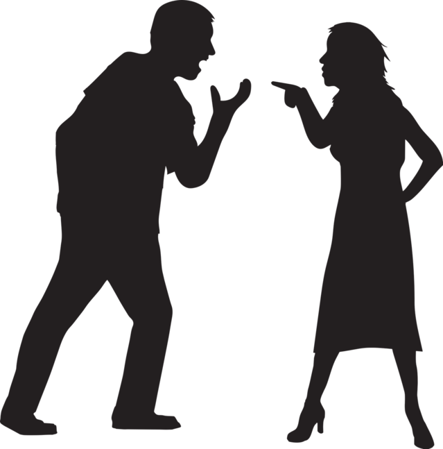 Conflict clipart contention. How to handle a