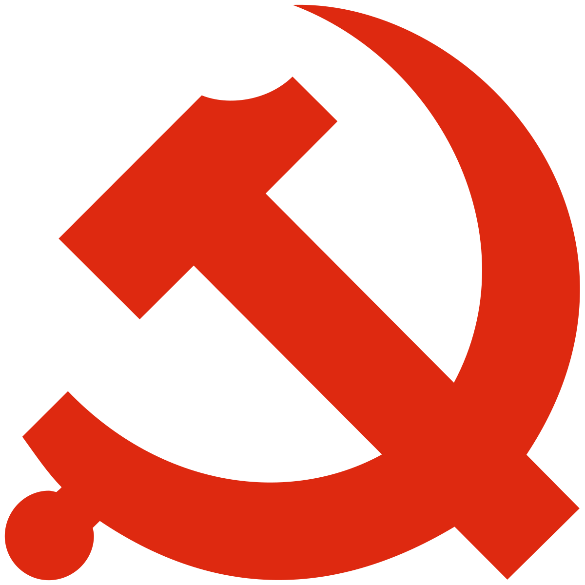 Communist party of china. Clipart definition current situation