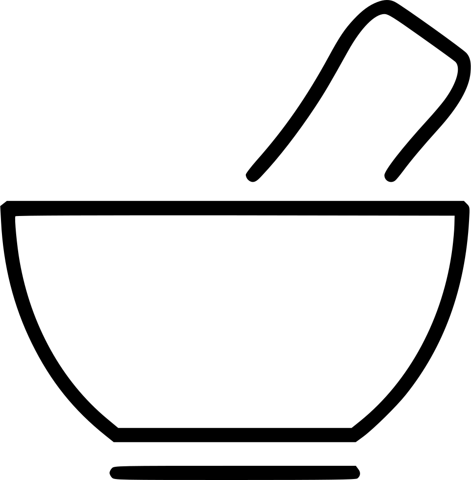 Clipart definition ingredient. Formula ingredients preparation mortar