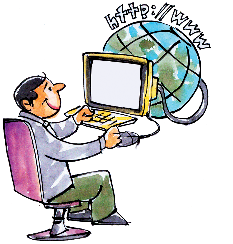 Telephone clipart means communication. Understanding about the internet