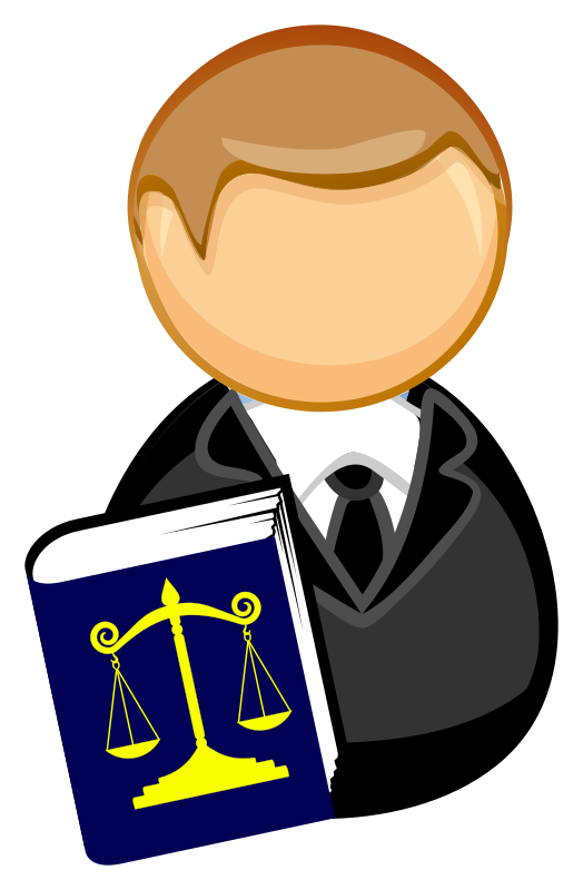 Debt collection cross channel. Lawyer clipart criminal lawyer