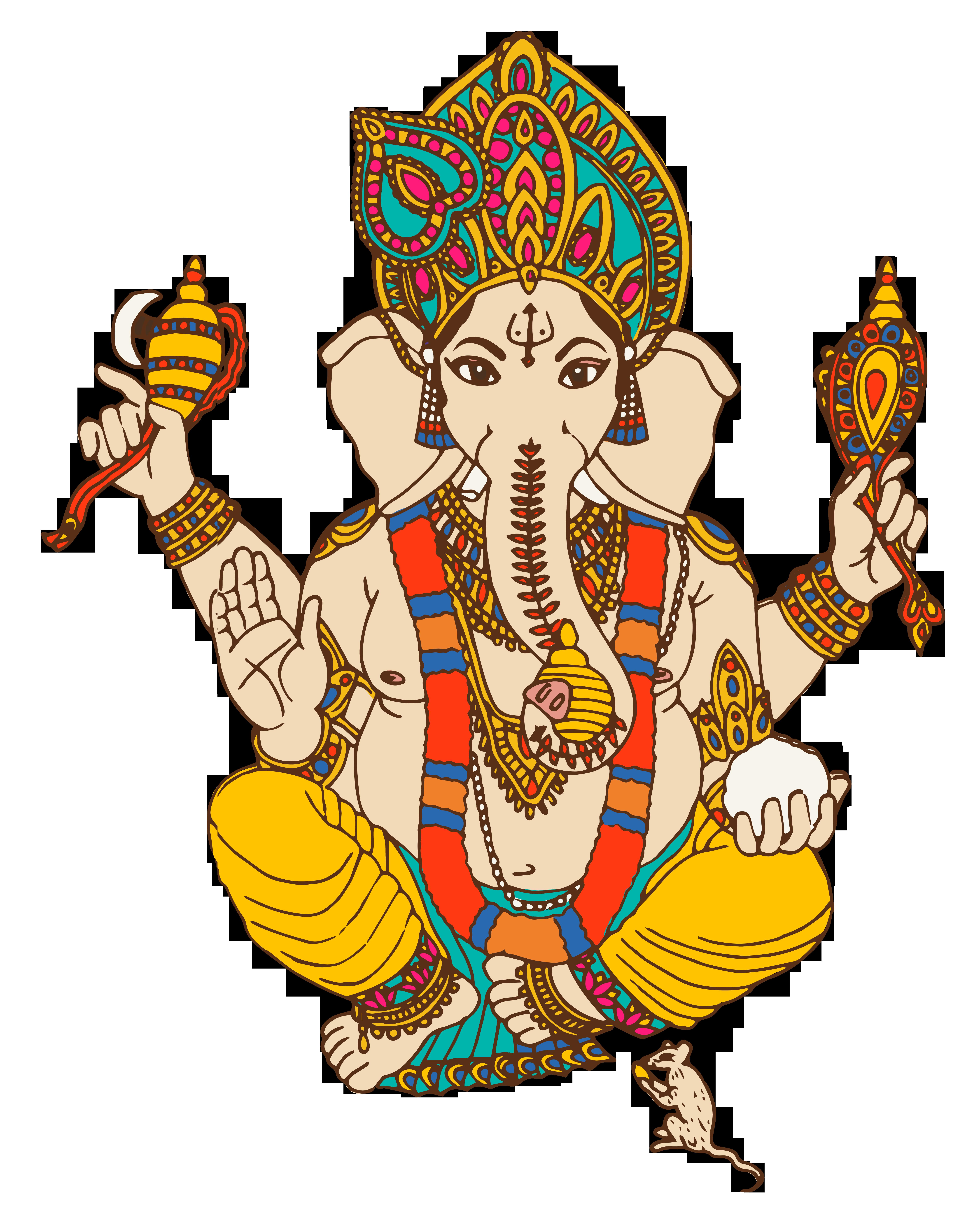 Png lord ganesha files. God clipart god indian
