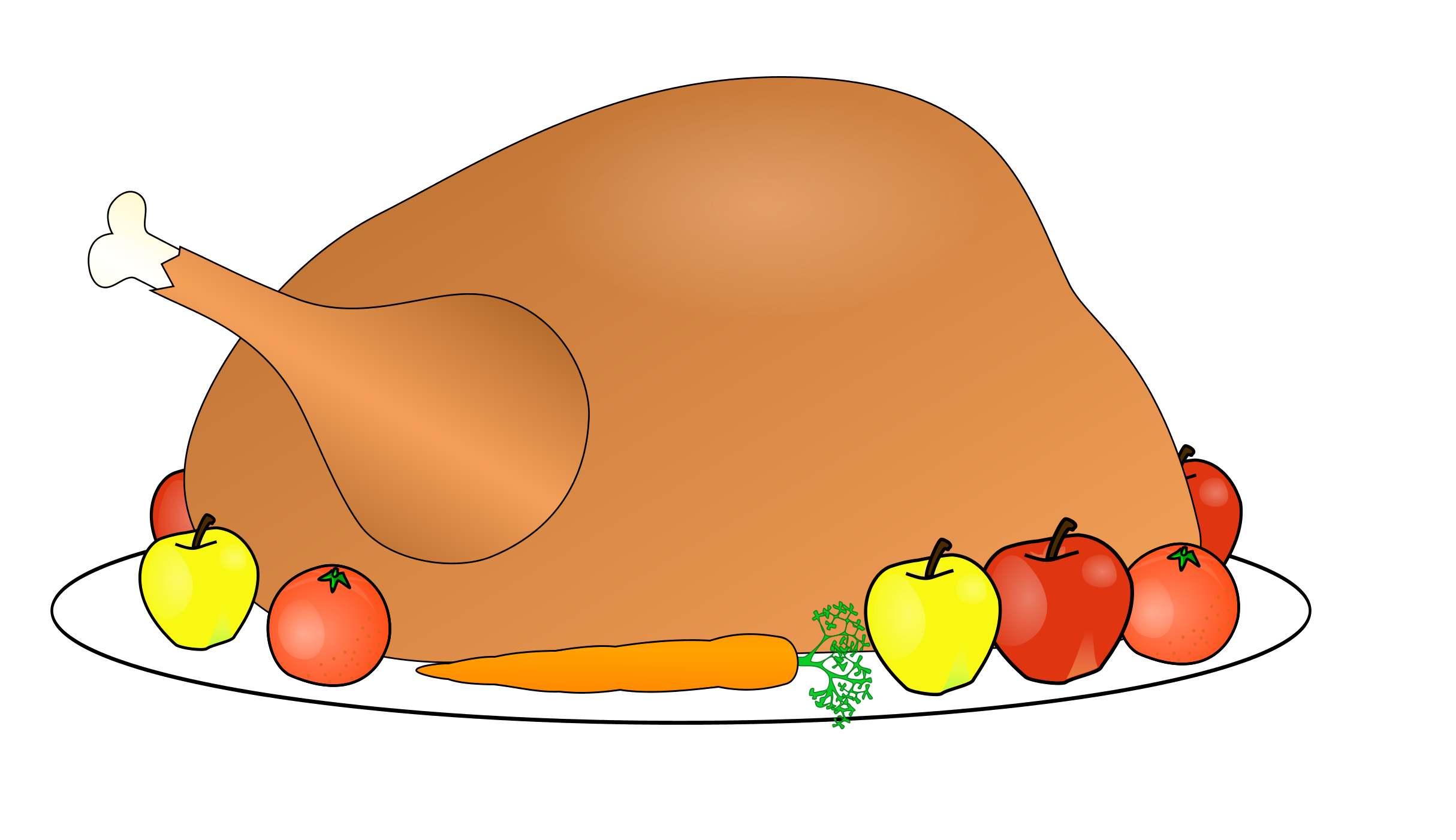 Thanksgiving Clipart Free at GetDrawings