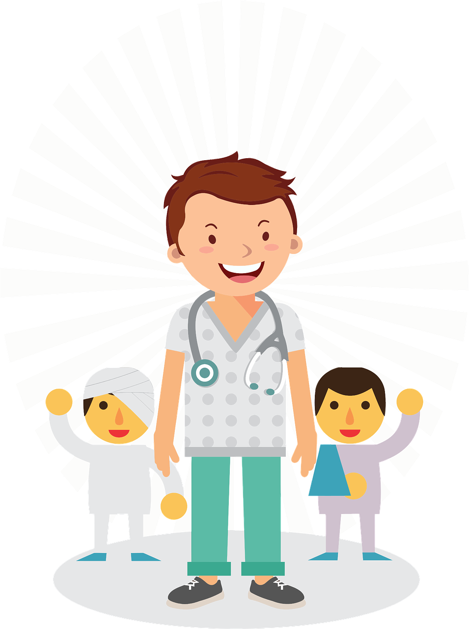 Definition of centered klara. Patient clipart primary care physician
