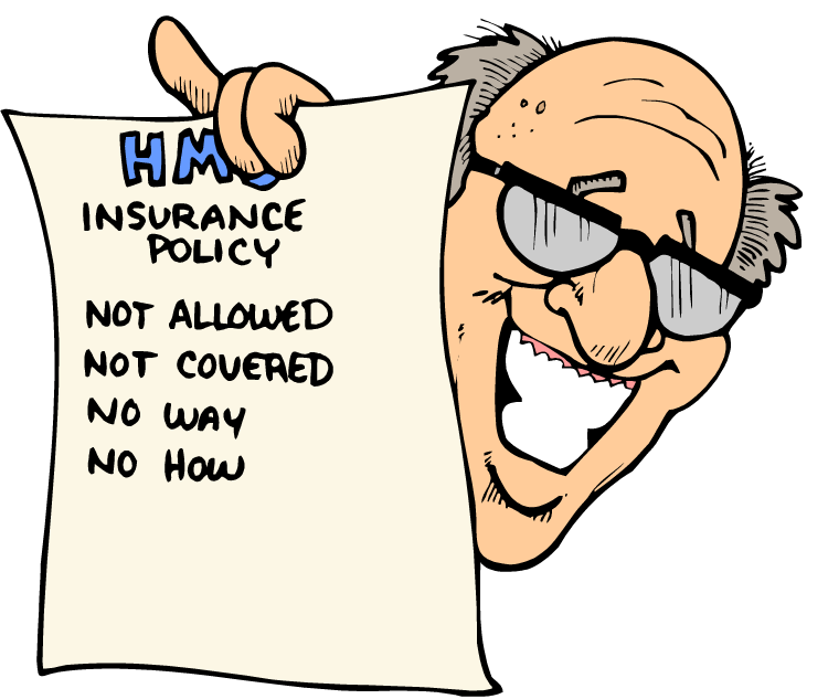 Clipart definition utilization. Insurers must change and