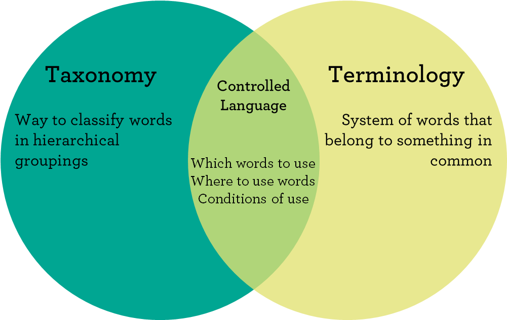 Taxonomy and terminology the. Clipart definition vocabulary