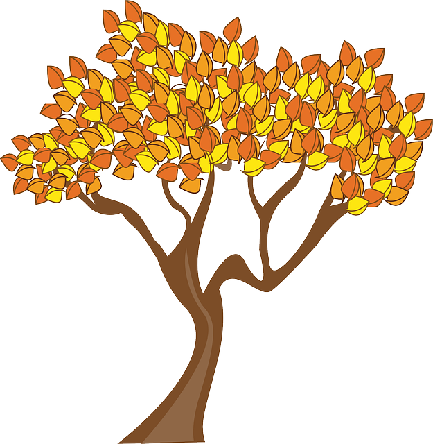 Memories clipart colorful tree. Free image on pixabay