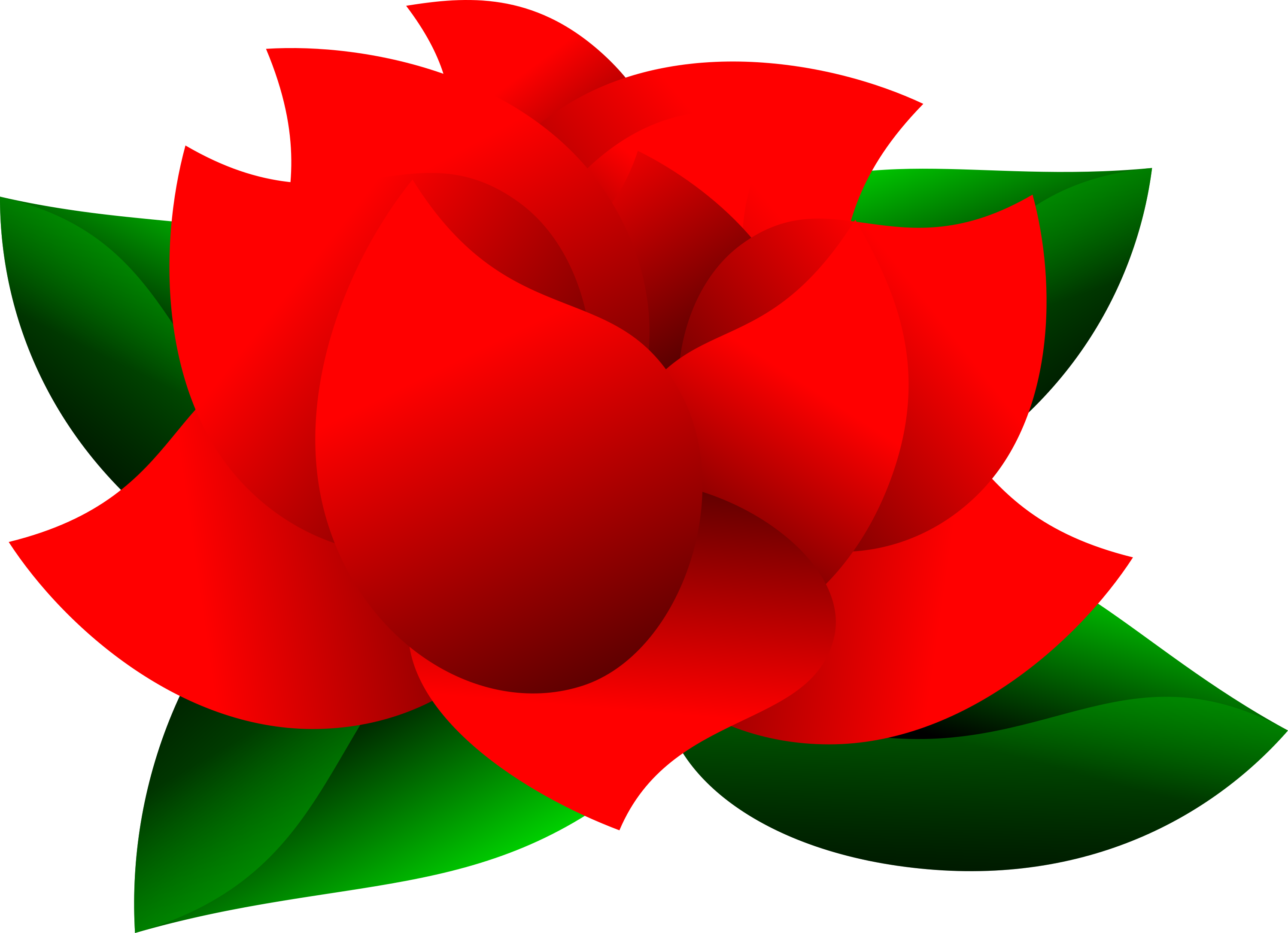 Rose clipart snake. Beautiful red with green
