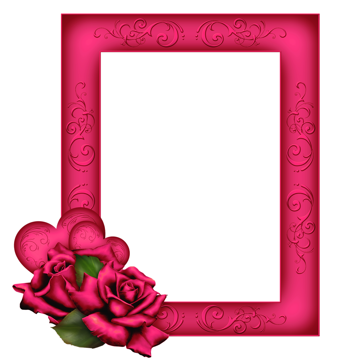 Beautiful transparent png pink. Clipart gallery cool frame