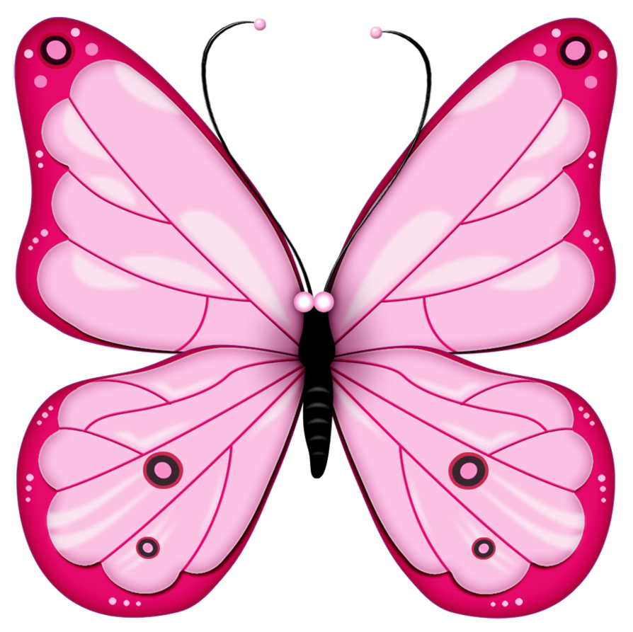 Butterfly fifty six isolated. Dreaming clipart pink