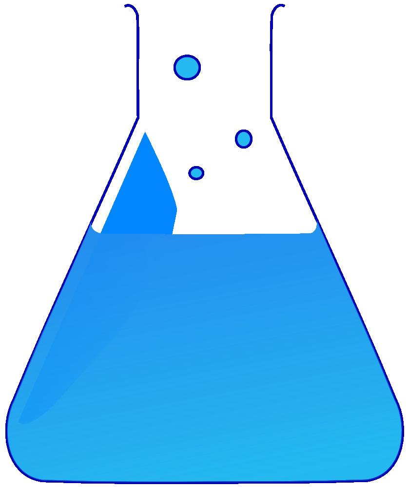 Clipart designs chemistry. Onlinelabels clip art flask