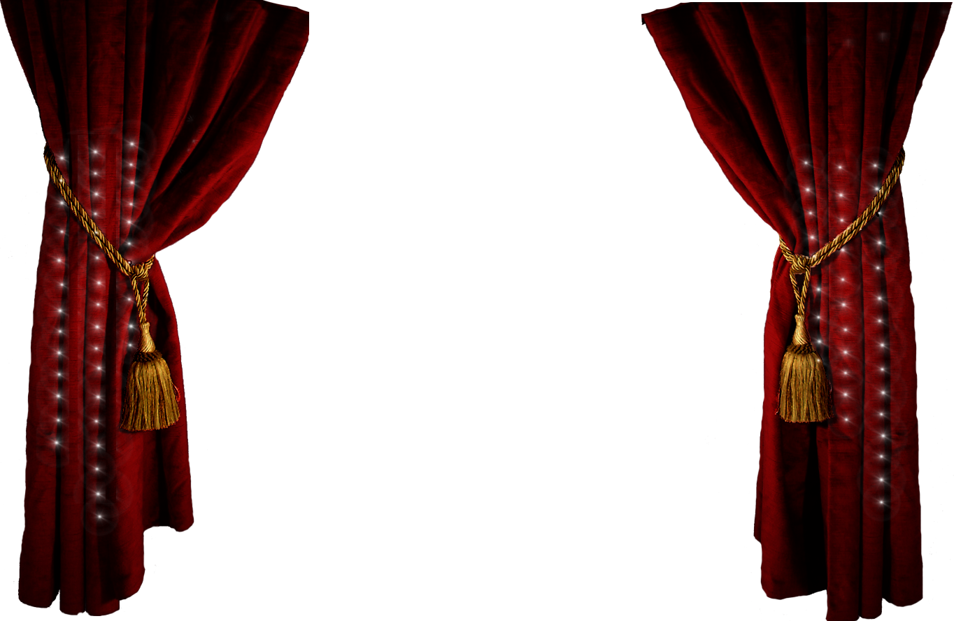 Stage curtains clip art. Curtain clipart theater director