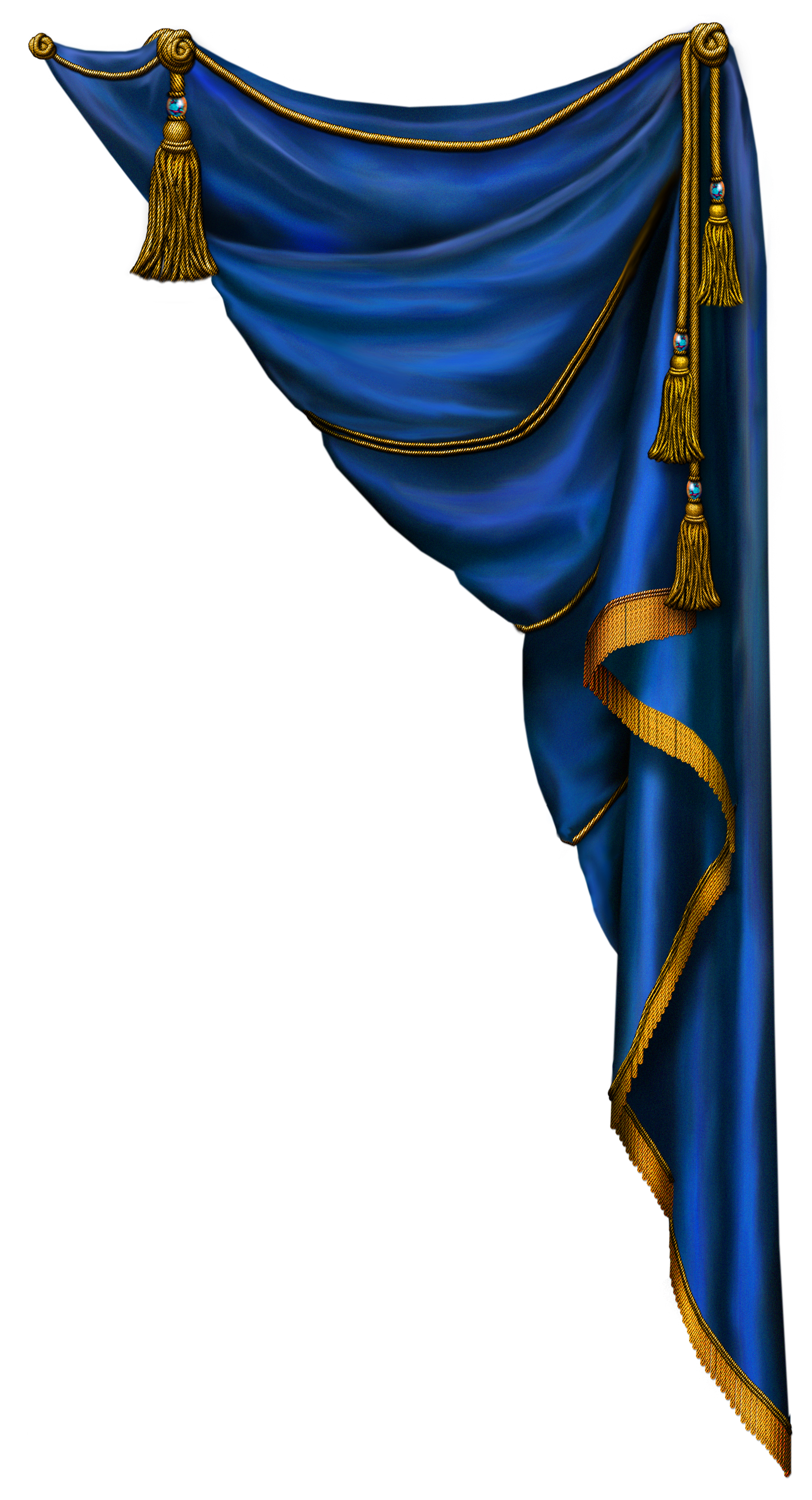 Transparent curtain png pinterest. Waves clipart dark blue