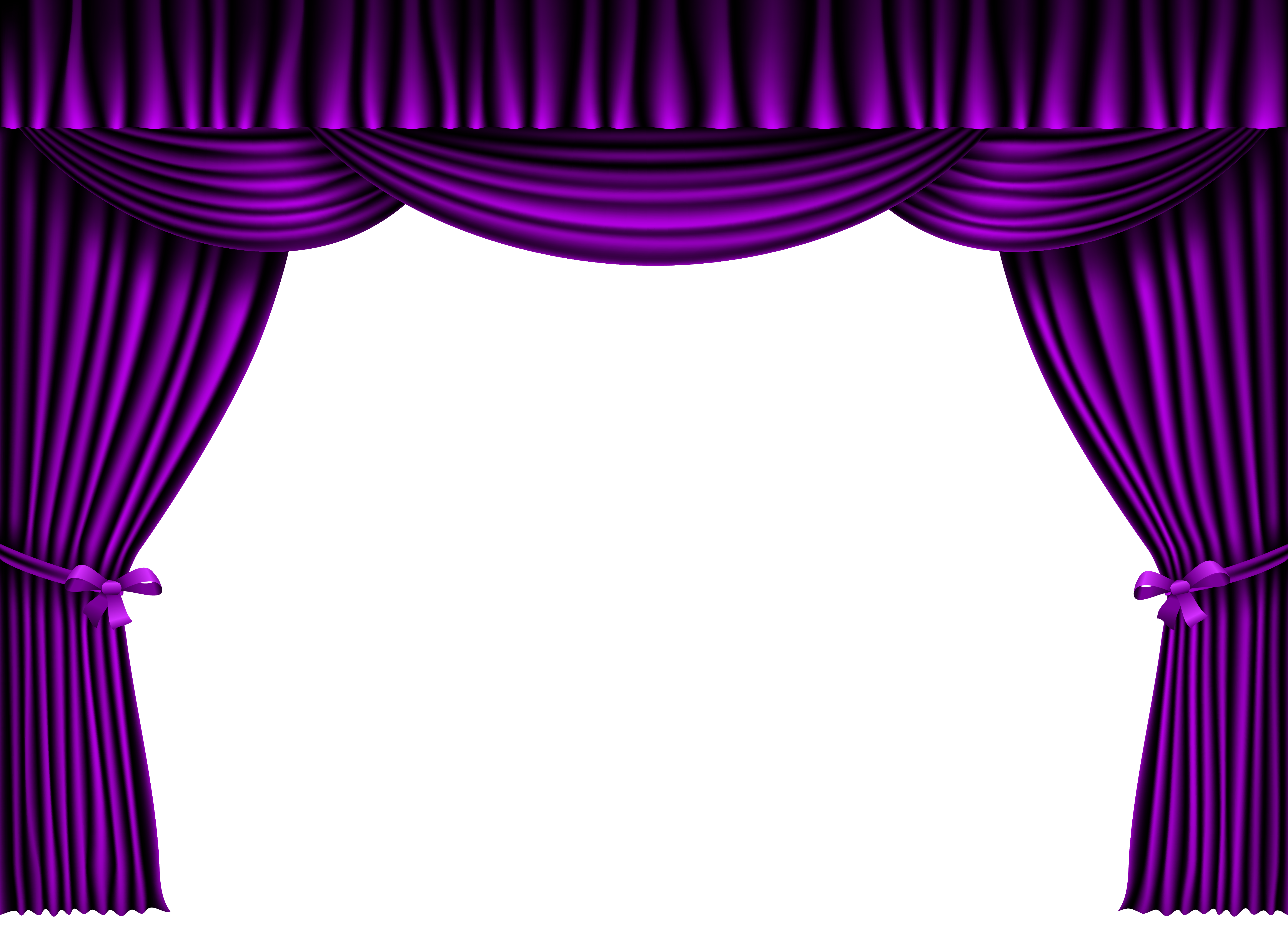 Pink clipart cabinet. Purple curtain png image
