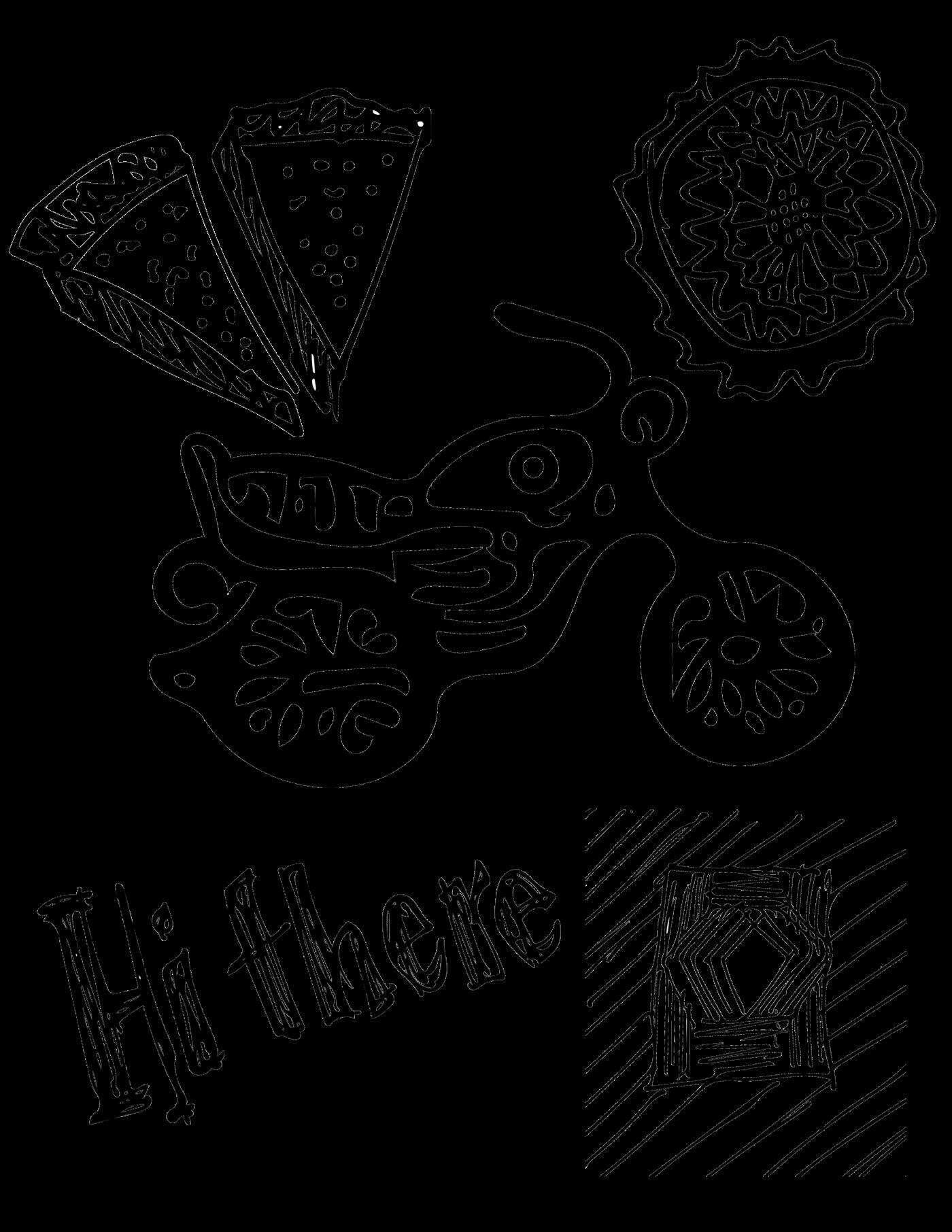 December clipart doodle. Doodles free clip art