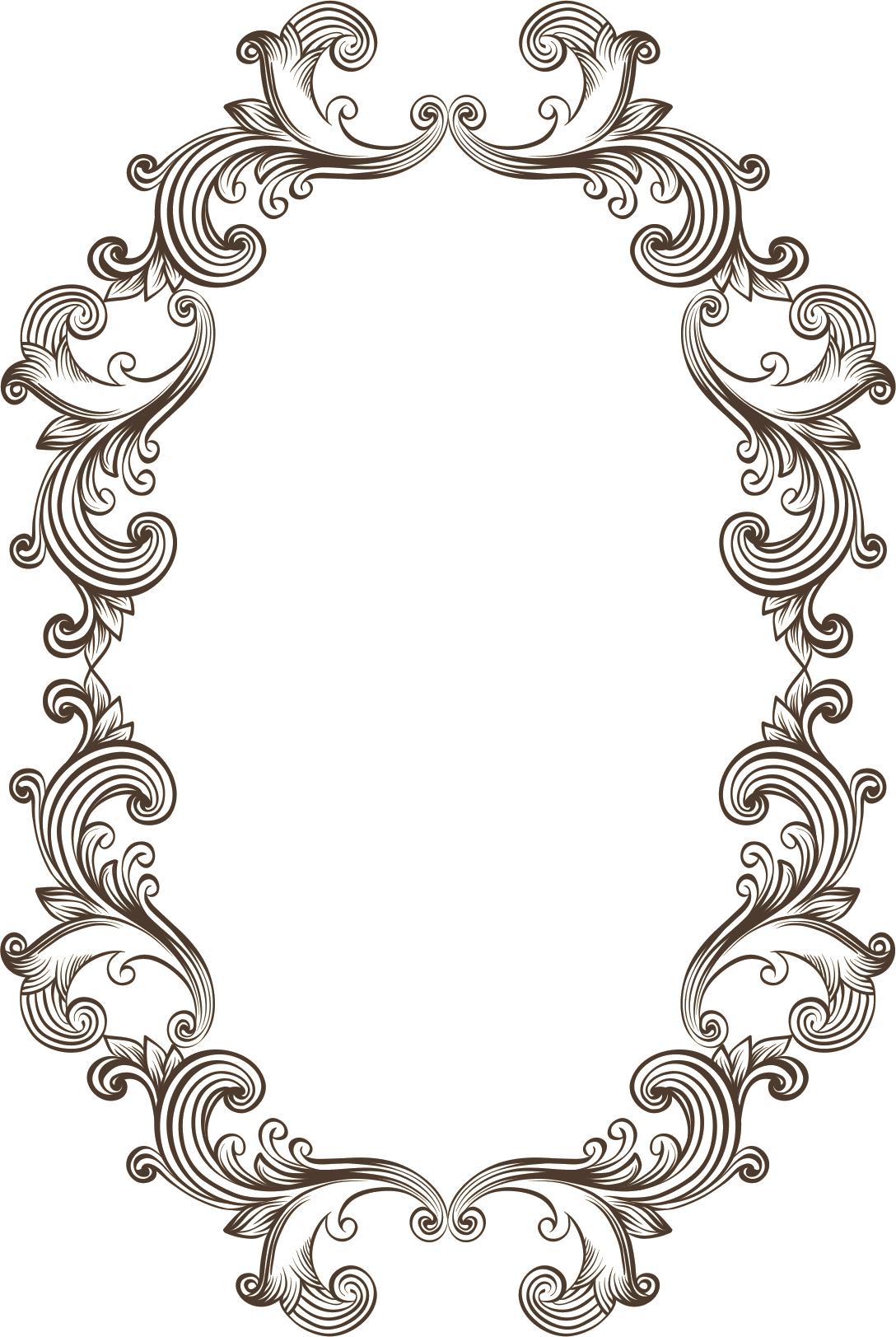 Lace clipart mehandi design.  png pinterest