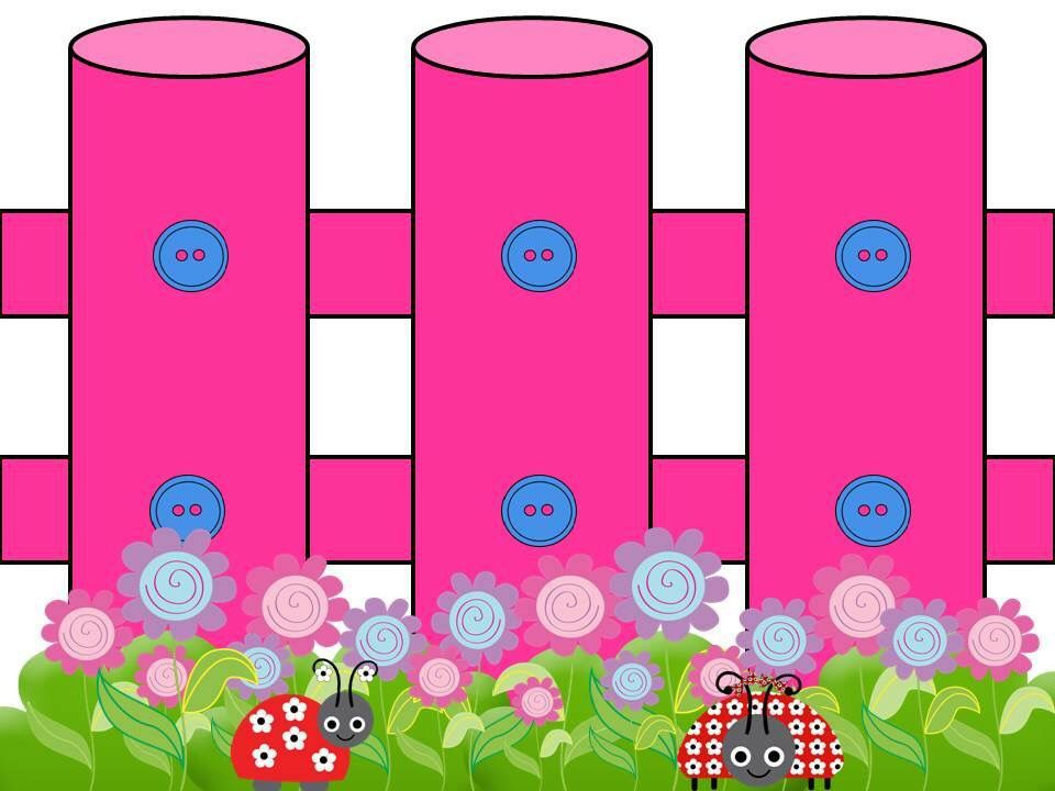 Pin by nasgirneed on. Fence clipart pink