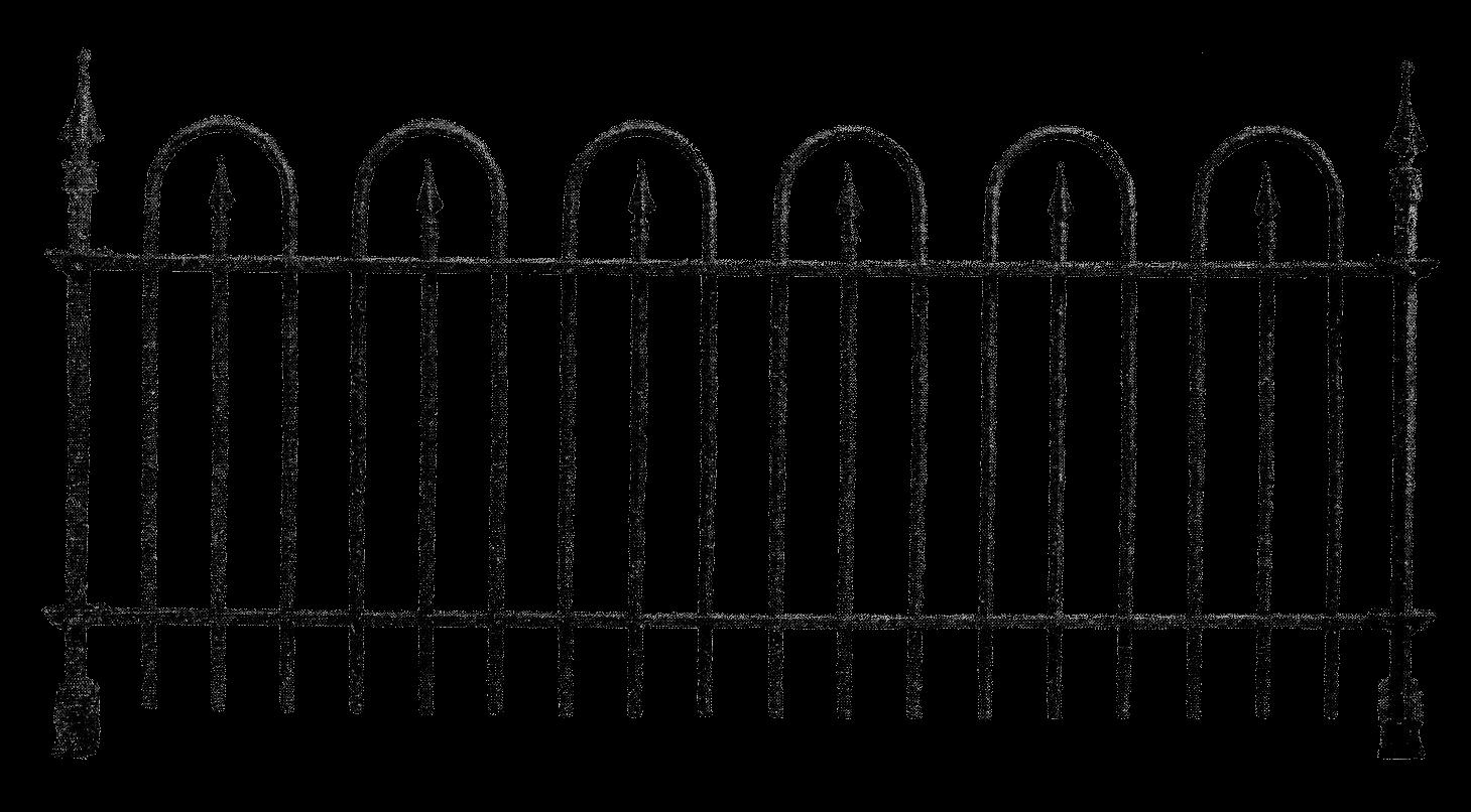 Clip art designs vector. Fence clipart decorative fence