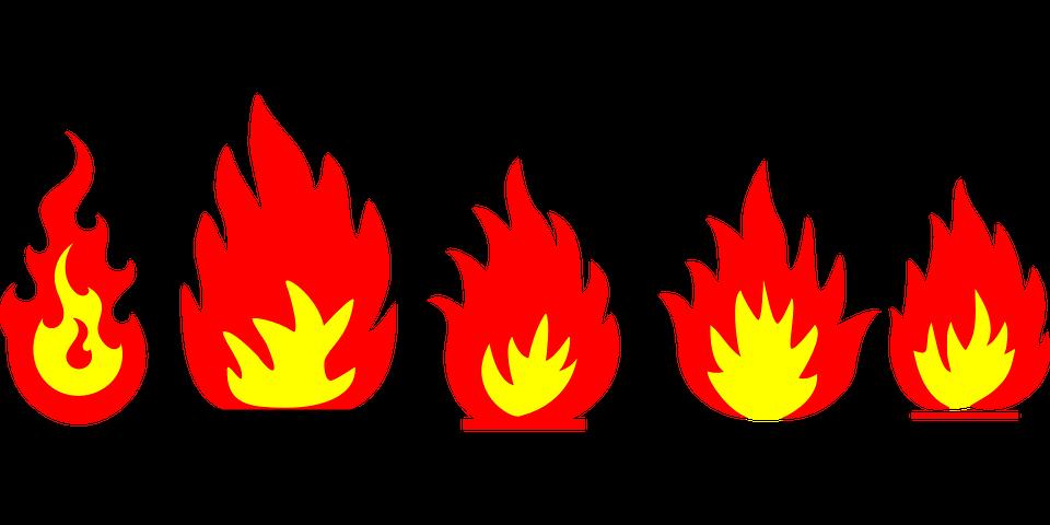 Flames clipart fire design. Images clip art graphic