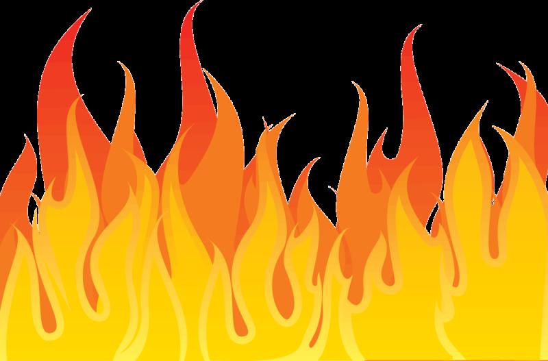 Cilpart wondrous design ideas. Clipart flames orange flame
