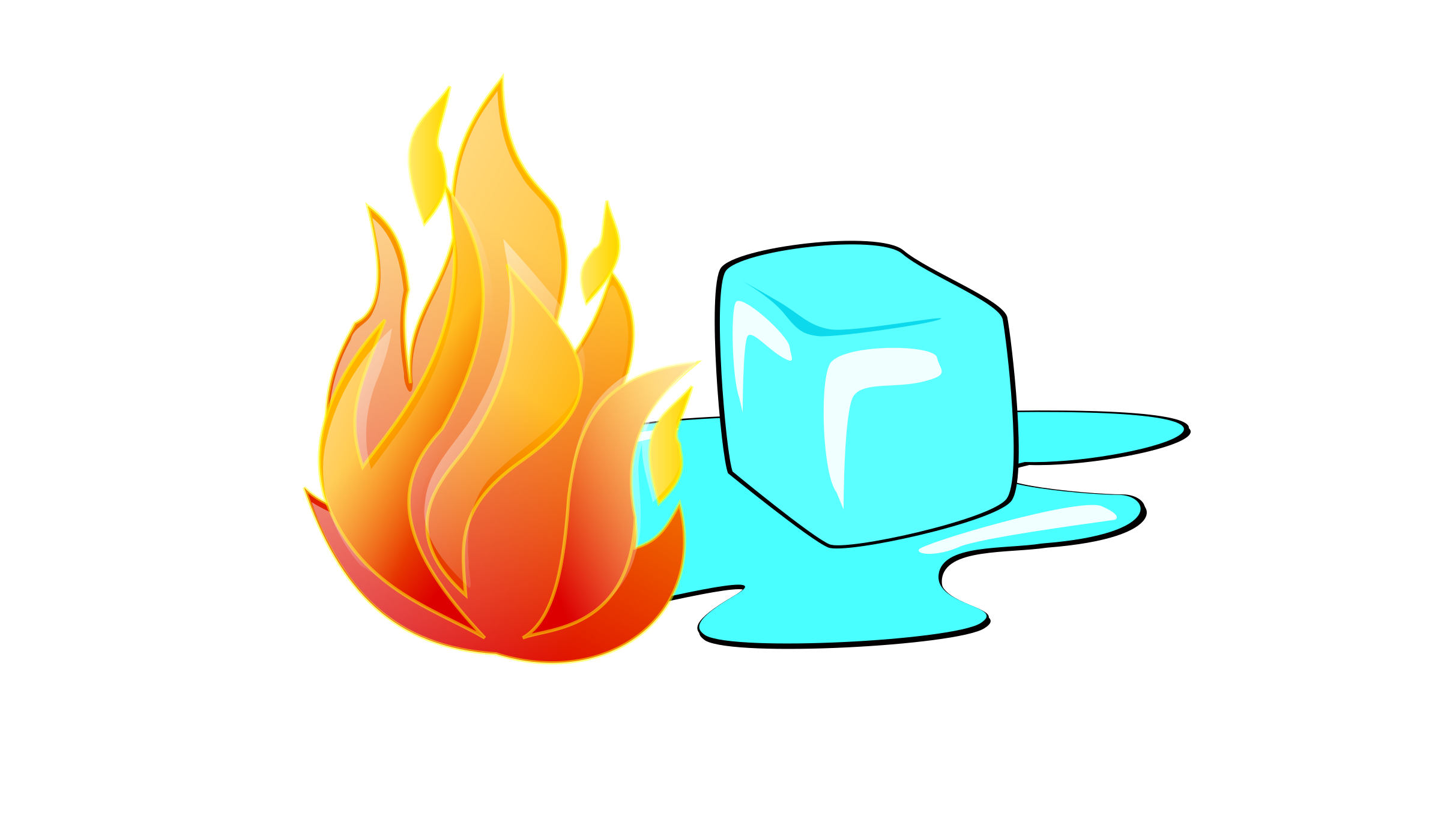 And ice encode to. Clipart waves fire