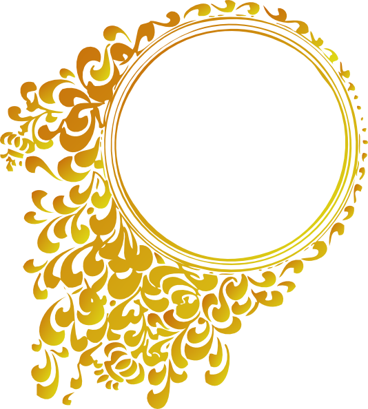 Frame clip art at. Pin clipart round
