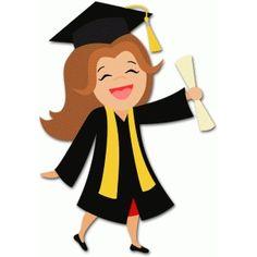 Graduation clipart woman.  best clip art