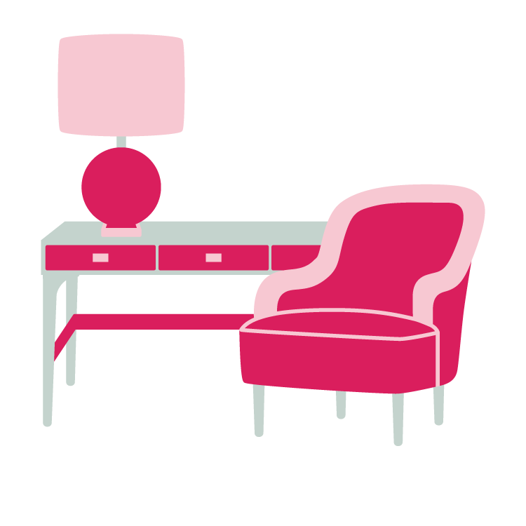 Furniture clipart furniture design.  collection of interior