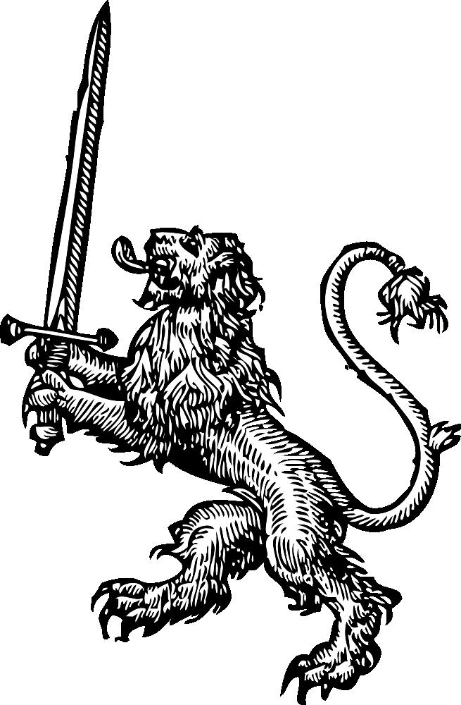 Panda clipart lion. Onlinelabels clip art with