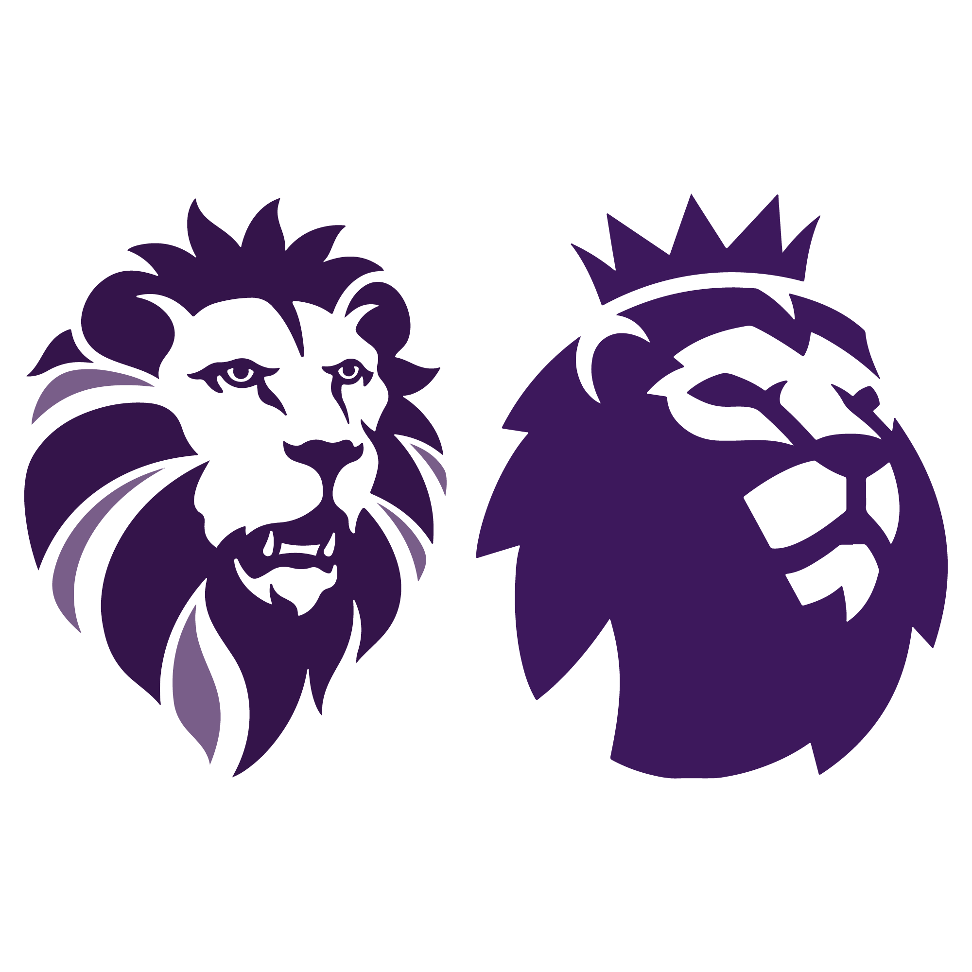 Silhouette clipart lion. Head at getdrawings com
