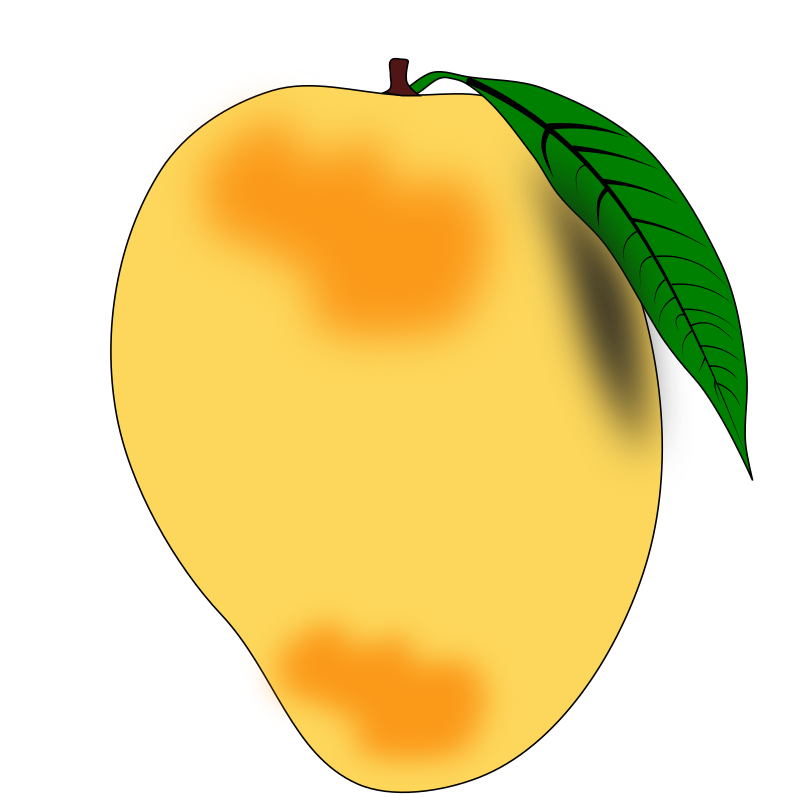collection of images. Mango clipart prutas