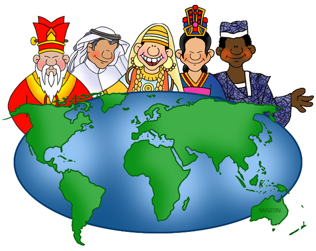 World map collection clip. Student clipart bullying