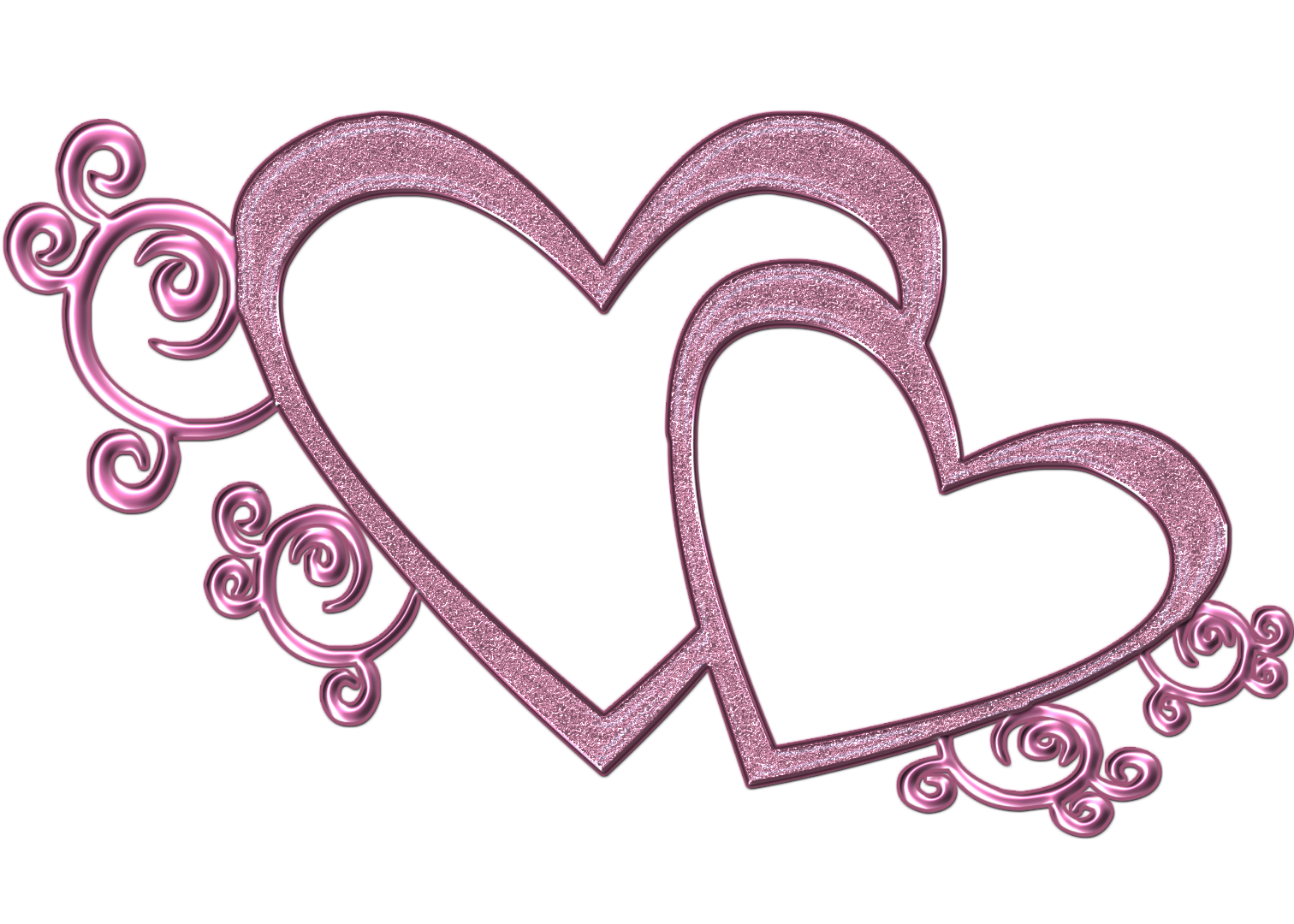 Wedding hearts png. Or these for the