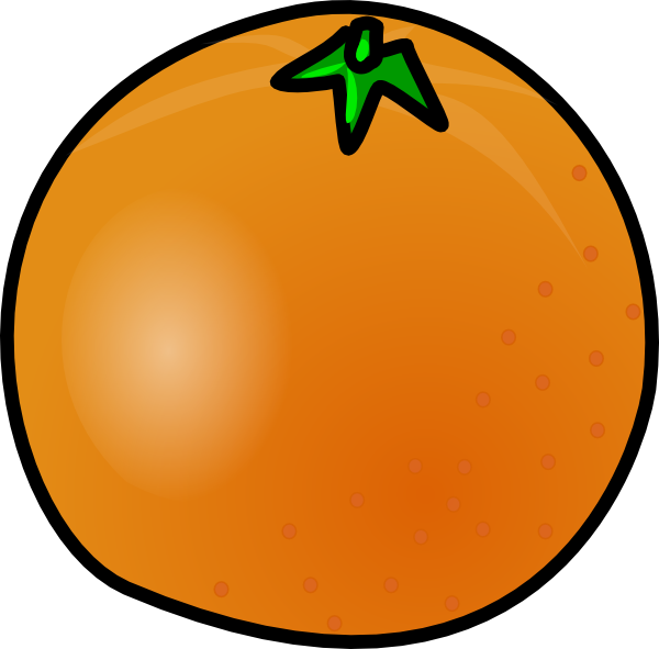 Clip art free panda. Design clipart orange