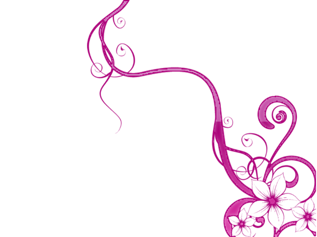 Red swirls png photoshop. Clipart design pink