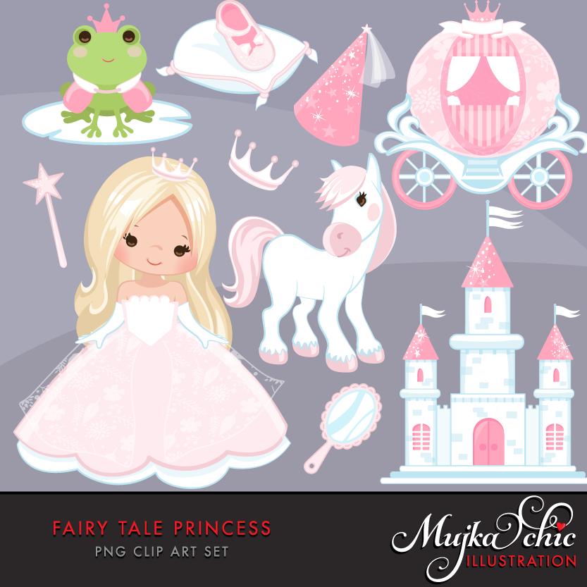 Fairytale clipart tall tale. Fairy princess