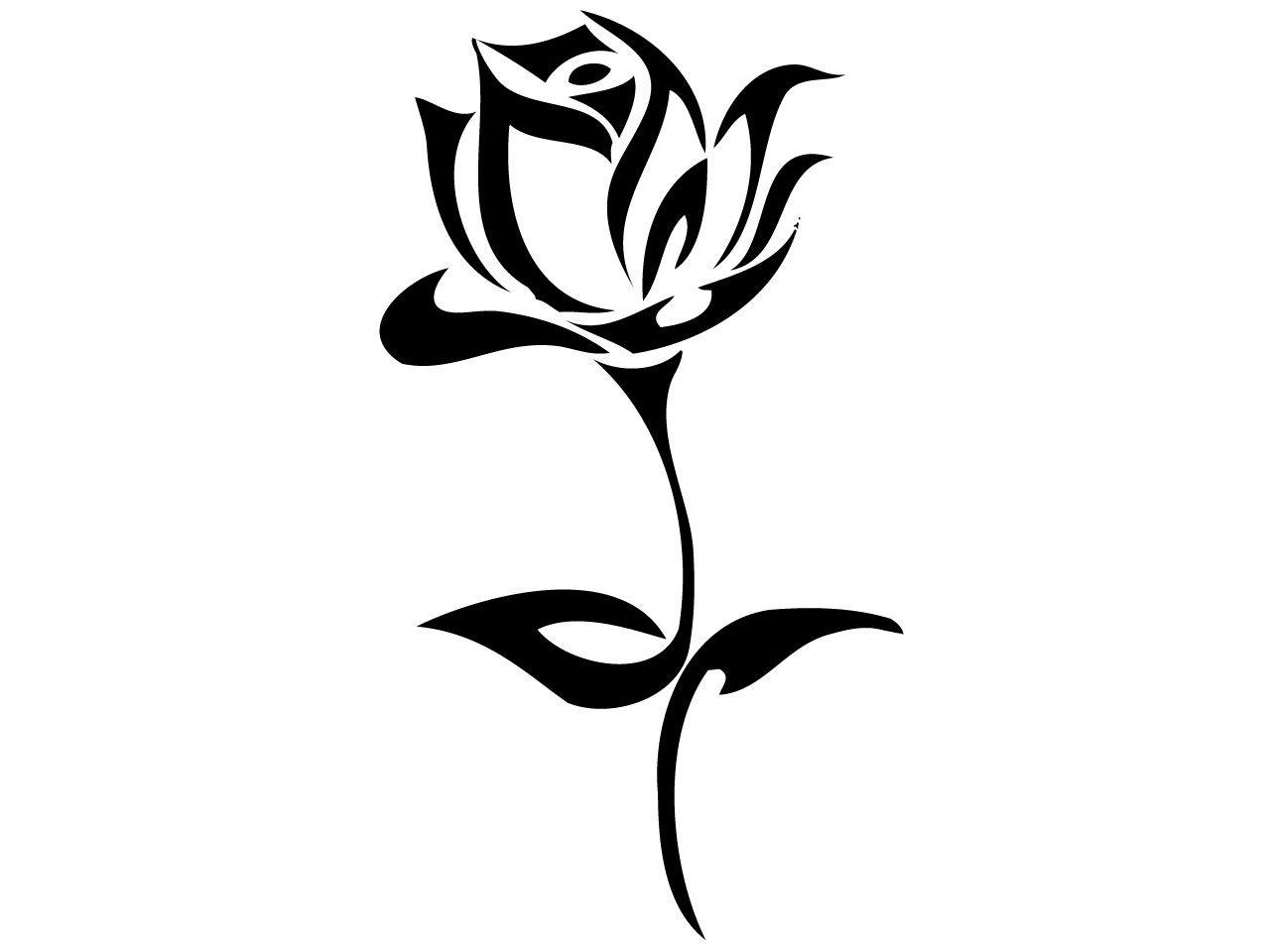 Black and white sunflower. Clipart design rose