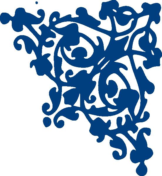 Corner clip art at. Clipart design royal