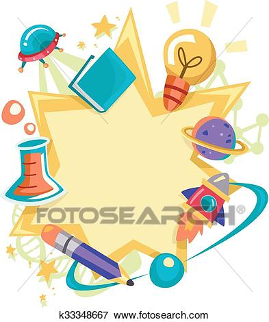 Station . Design clipart science