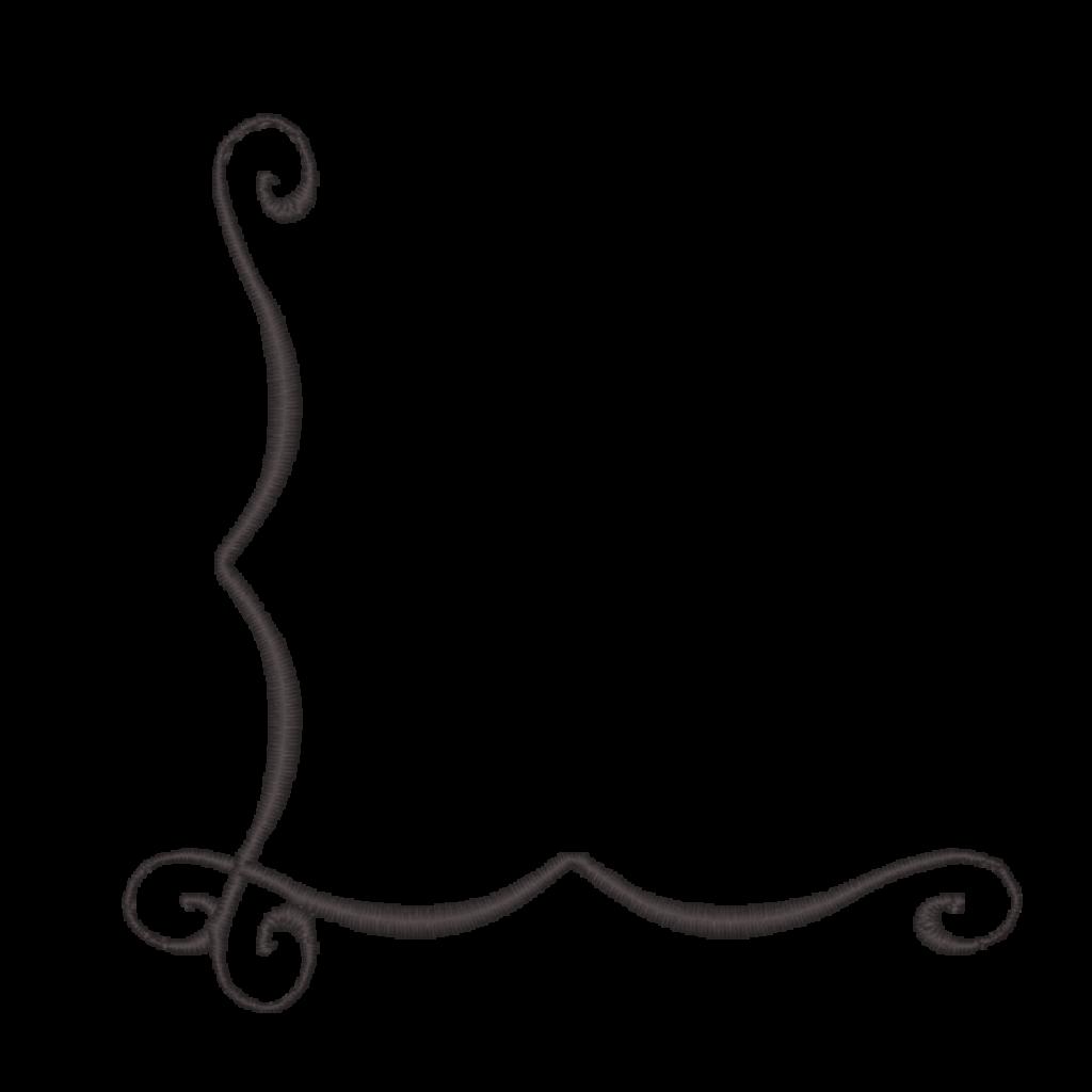 Scroll decorative