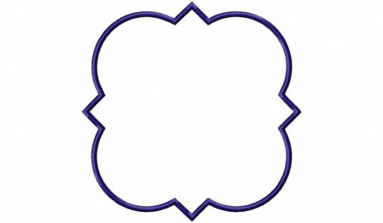 Free quatrefoil cliparts download. Clipart designs shape