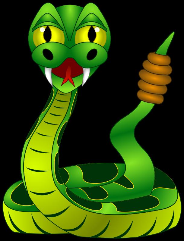 snake clipart border