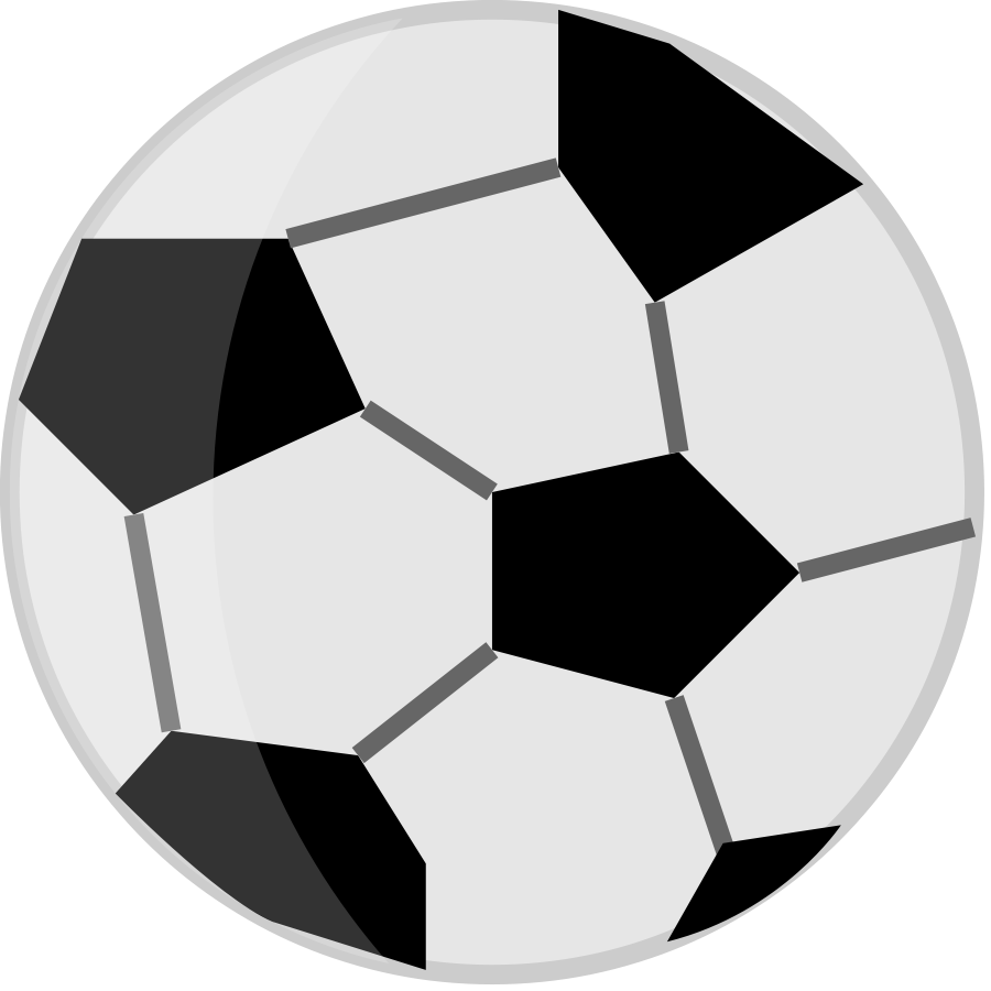 Raffle clipart soccer. Football free microsoft images