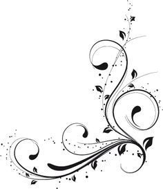 Squiggly lines clip art. Filigree clipart squiggle