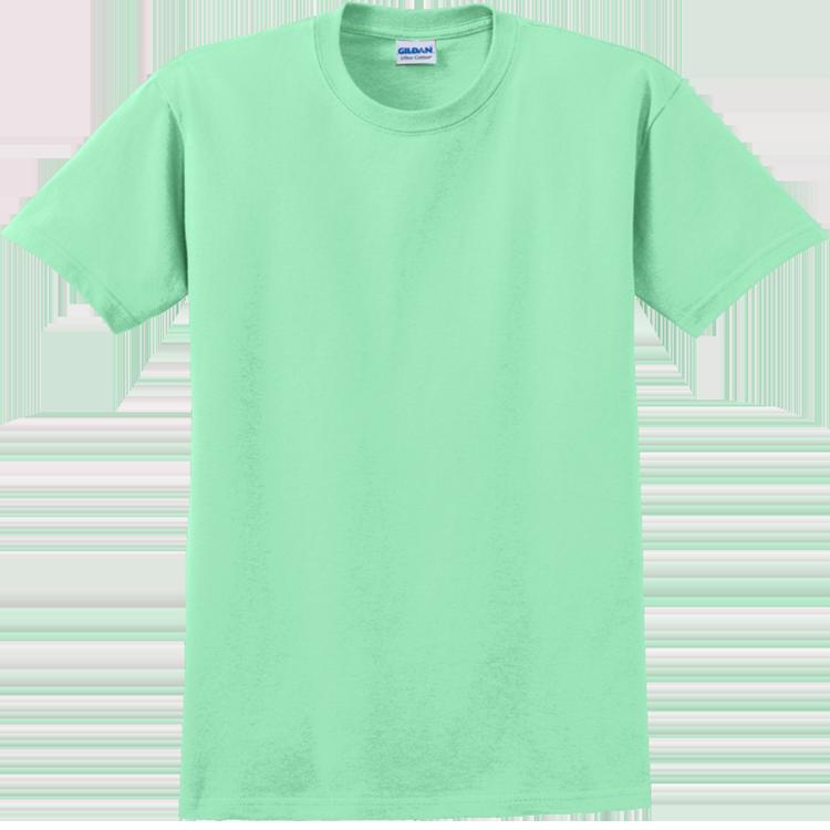Design your own gildan. Clipart shirt green shirt