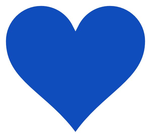 Heat clipart love hearts. Blue heart designs