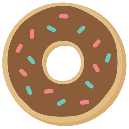 Donut clipart svg. Pin on c l