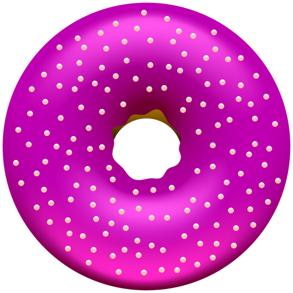 Donut doughnut png images. Donuts clipart circle